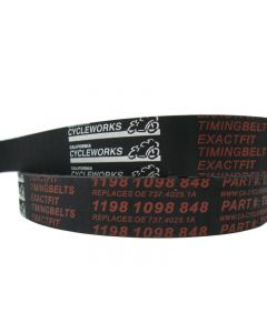Ca Cycleworks ExactFit™ Timing Belt for Ducati 821, 848, 939, 1098, 1198, 1200, Bimota (each)
