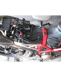 Ca Cycleworks 6.4 Gallon Hypermotard Fuel Tank, Black
