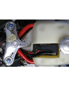 Fuel Tank with Battery Tray for Ducati MH900e, 4.6 Gallon
