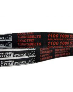 [Out of Stock] Ca Cycleworks ExactFit™ Timing Belt for Ducati 1000 and 1100 2V Engines, ST3, Bimota  (each)