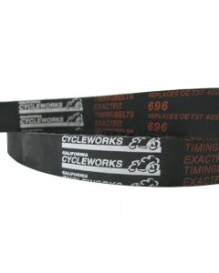 Ca Cycleworks ExactFit™ Timing Belt for Ducati Scrambler, 796, 696 (each)