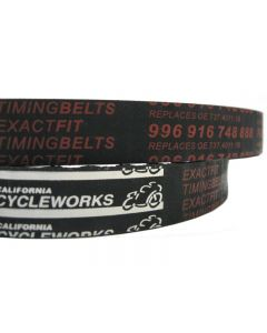 [Out of Stock, Estimated Restock Date 4/15/20] Ca Cycleworks ExactFit™ Timing Belt for Ducati 748, 851, 888, 916, 996 (each)