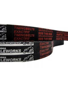 [Out of Stock - Estimated Restock 3/5/21] Ca Cycleworks ExactFit™ Timing Belt for Ducati 749, 996R, 998, 999, S4RS (each)